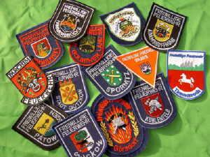 Ärmelabzeichen Feuerwehr